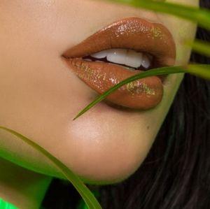 Lime crime blaze lipstick